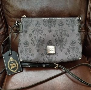 Haunted Mansion Pouchette Crossbody